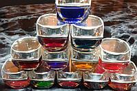 Цветной гель для ногтей (витраж) Набор 12 шт