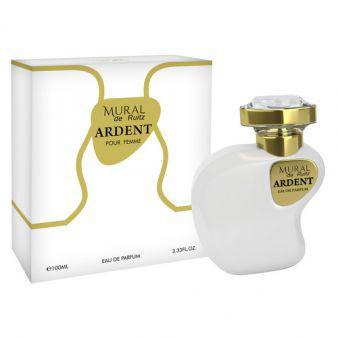 Женская парфюмерная вода Ardent 100 ml. Mural De Ruitz.