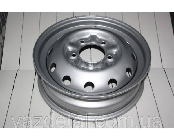 Диск колесный нива ваз 2123 d=6х15  АвтоВАЗ (металик)
