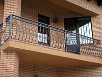 Ограждение балкона-20