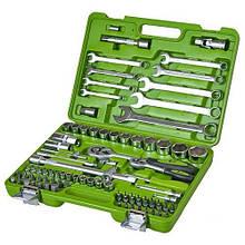 Набор инструментов 1/4*1/2 94ед. Alloid