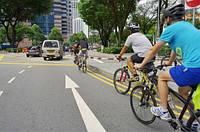 7 правил выживания велосипедиста на дороге.