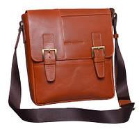 Мужская кожаная сумка Qvinto Corridoni QC102-2kС
