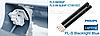 PL-S 9W BLB/4P 1CT/6X10CC PHILIPS  Ультрафіолетова лампочка, фото 2