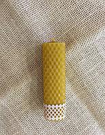 Свеча из вощины прямоугольная № 31.1