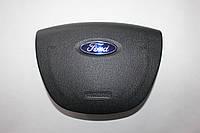 Airbag подушка в руль. Накладка заглушка на подушку безопасности. Ford Focus 2004