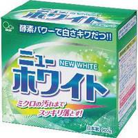 Стиральный порошок из с отбеливателем и ферментами для стойких загрязнений,  Mitsuei