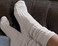 Секс в носках полезен для женщин