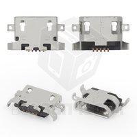 Коннектор зарядки и USB для Lenovo S650 (гнездо, разъем)