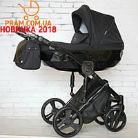 Универсальная коляска 2 в 1 Junama Diamond Черный