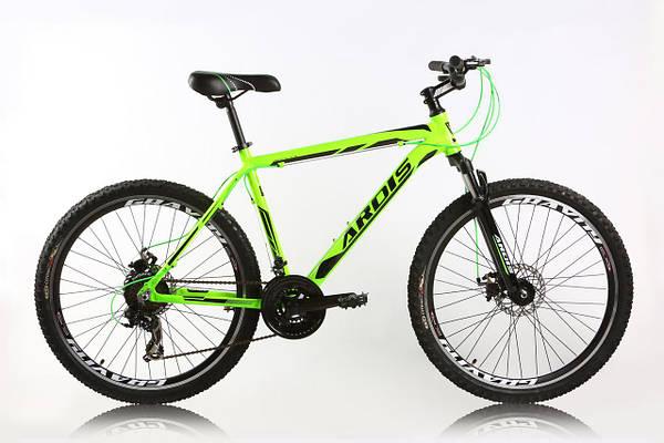 """Горный велосипед ARDIS EZREAL MTB 26"""" 19""""  Салатовый"""