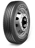 Грузовые шины 295/60R22.5 Kumho KRS03 (Рулевая) 150 K