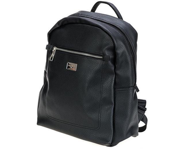 женский рюкзак- черный