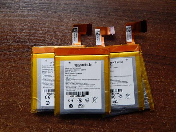 Аккумулятор, батарея Kindle 4.5, фото 2