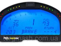 Електронна приладова панель, модель 250-DS-IQ3s Racepak IQ3 (Street)