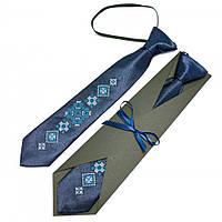 Детский галстук с вышивкой «Идан»