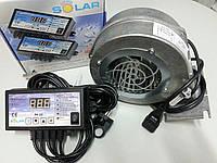 Автоматика Nowosalar PK-22 NWS-100 для твердотопливных котлов Холмова