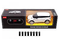 Машина Range Rover Evoque, масштаб 1:24, машинка на радиоуправлении Rastar, рендж ровер растар