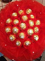 """Оригинальный букет с конфет '' Ferrero Rocher """" (19)"""