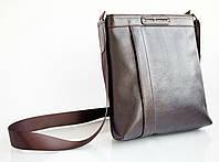 Мужская кожаная сумка-мессенджер Qvinto Corridoni QC103C