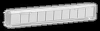 Панель маркировочная на 10 пар плинтов аналог Krone, серый