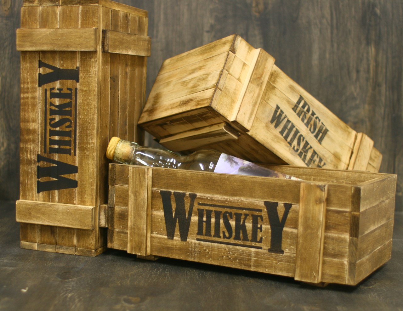 850181315eb64 Деревянный ящик Whiskey, цена 320 грн., купить в Киеве — Prom.ua (ID ...