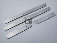 Накладки на пороги Mitsubishi Lancer IX - Митсубиси Лансер 9