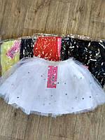 Детская юбка-пачка на 4-8 лет