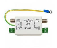 Устройство защиты от наведенных импульсных напряжений Twist LGC+RS485