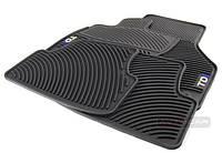 Коврики для VW Golf VII, VARIANT, SPORTWAGEN с 2013-  цвет: черный 5G1061550A041