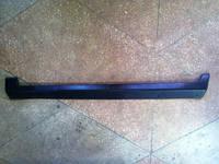 Накладка порога левая (пластик) Geely CK / Джили СК 1801740180
