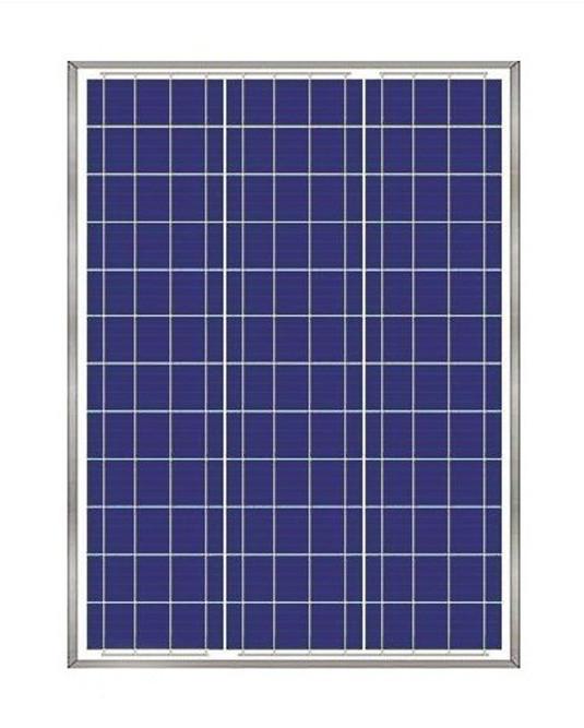Солнечная батарея 50Вт поликристаллическая  AX-50P, AXIOMA energy