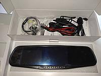 Автомобильный видеорегистратор-зеркало REAR-VIEW MIRROR (2 камеры)