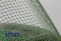 Ячейка 40 мм. Ширина 150 ячей. 93,5tex*3 (0.8 мм.) Дель рыболовная ниточная узловая капроновая ПА.