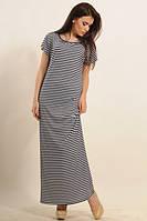 Платье женское Круиз темно синий