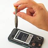 Набор отверток 25 в 1 для ремонта мобильного телефона планшета очков часов, фото 9