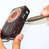 Набор отверток 25 в 1 для ремонта мобильного телефона планшета очков часов, фото 10