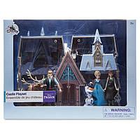 Замороженный замок Арендель с фигурками Анны и Эльзы (Frozen Castle Playset), Disney