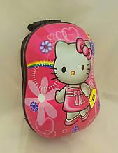 """Рюкзак міський дитячий пластиковий верх """"Hello Kitty"""""""