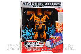 Робот-трансформер машина Robots in Digsuise з аксесуарами 5013 №2