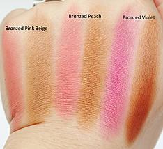 Бронзер и румяна e.l.f. Aqua Beauty Blush & Bronzer - Bronzed Peach, фото 3