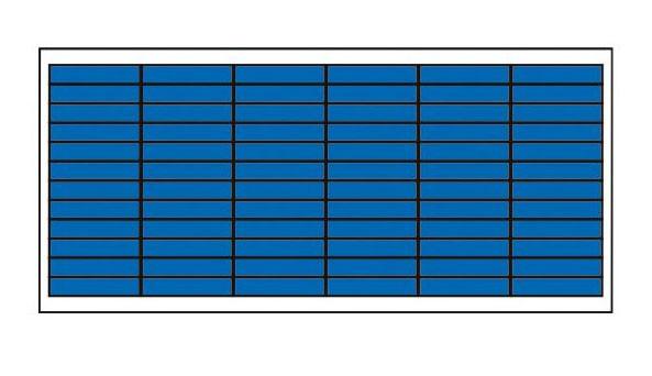 Солнечная батарея 60 Вт  поликристаллическая