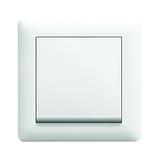 Рамка 3 пост. вертикальна Hager Lumina soul Білий, фото 2