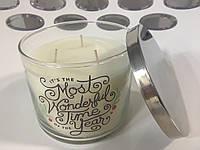 Свеча ароматическая Bath and Body Works Волшебное время в году