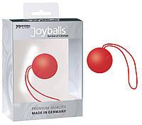Вагинальный шарик - Joyballs single, red (15022)