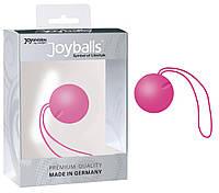Вагинальный шарик - Joyballs single, pink (15023)