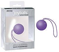 Вагинальный шарик - Joyballs single, violet (15024)
