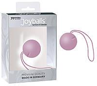 Вагинальный шарик - Joyballs single, rose (15025)