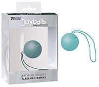 Вагинальный шарик - Joyballs single, mint (15026)