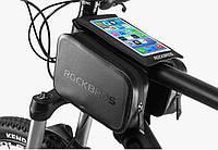 Велосумка на раму RockBros водонепроницаемая